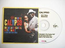 CALYPSO ORIGINAL : SHAME AND SCANDAL IN THE FAMILY [ CD PROMO ] ~ PORT GRATUIT !