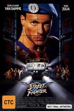 Street Fighter (DVD, 2003)