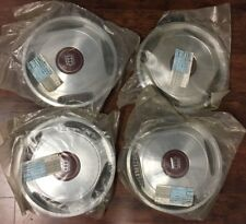 "ORIGINAL FORD LTD 14"" VINTAGE DOG DISH WHEEL COVER SET 83 84 85 86 #NOS #823"