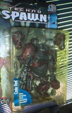 TECHNO SPAWN CODE RED  NEVER OPENED, FROM MCFARLANE