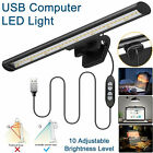 Laptop Monitor Light Bar E-Reading LED Task Lamp with No Glare on Screen 3 Color