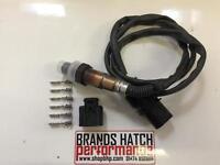 Bosch LSU 4.9 Wideband O2 Lambda Sensor & Plug for Link G4+ Fury & Thunder ECU