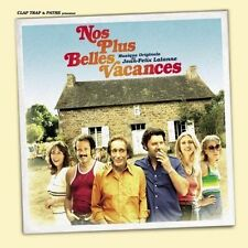 ORIGINAL SOUNDTRACK - NOS PLUS BELLES VACANCES USED - VERY GOOD CD