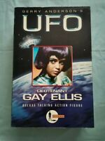 UFO TV series Gay Ellis figure product enterprise articulated doll w/ stand