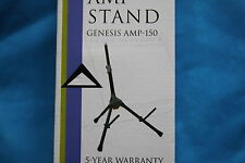 Genesis AMP-150 Ultimate Support Amp Stand with Standard Boom Arm Thread Top