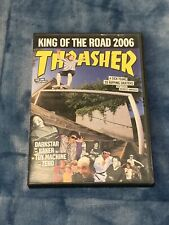Thrasher King Of The Road 2006 Dvd