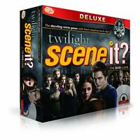 Deluxe Twilight Scene It? The DVD Board Game