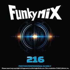 Funkymix 216 CD J. Cole Marian Hill Hip Hop DJ Remix CD For DJs Only Promo