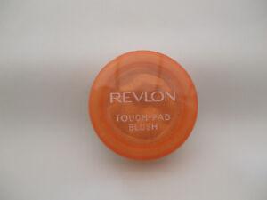 Revlon Touch Pad Blush Apricot New