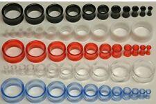 Joyas de plástico de oreja para el cuerpo