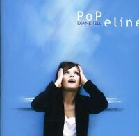 Diane Tell Popeline Cd Album (3015)