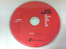 Barry Manilow Le Plus Grand Love Songs de toutes Time musique CD 2010 - DISQUE
