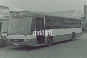 35mm negative Blackpool Transport J124GRN