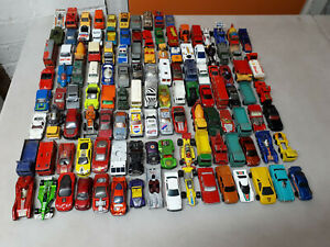 larege collection of matchbox Hotwheels etc