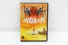 LA VIDA DE PI ( LIFE OF PI ) - ANG LEE - DVD + BLU-RAY
