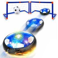 6PCS Kinderspielzeug Hover Soccer Ball Set Wiederaufladbare LED Air Power Soccer