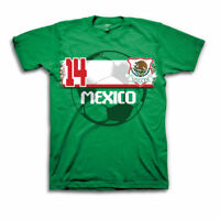 Luis Angel Firpo El Salvador Men/'s T Tee Shirt Sports Calcomania Futbol Soccer