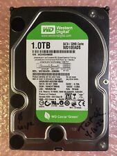 WD CAVIAR GREEN 1TB 7200RPM HDD HARD DRIVE WD10EADS SEE DIAGNOSTIC PICS