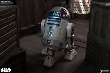 STAR WARS~R2-D2~ASTROMECH DROID~DELUXE~SIXTH SCALE FIGURE~SIDESHOW~MIB