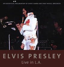 ELVIS PRESLEY - Live in LA / Follow that Dream (Book & CD sealed)