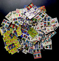 100 BLOCKS of 4 MNH American Lung Assoc. HOLIDAY SEALS 32 WX61 HEAVY DUPL 1129