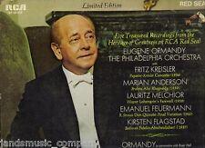 Five Treasured Recordings: Eugene Ormandy/ Philadelphia Orchestra[LP vinyl RCA]