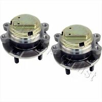 FRONT WHEEL HUB BEARING ASSEMBLY FOR 2006-2013 INFINITI M35 M37 M45 M56 RWD PAIR