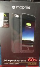 New Mophie Juice Pack Air Protective Battery Case iPhone 6 / 6s