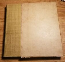 RARE Madame Bovary by Gustave Flaubert - Limited Editions Club HC Slipcase 1938