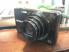 Sony Cyber-shot DSCWX220 18.2 MP Digital Camera with Case Charger & 3 Batteries