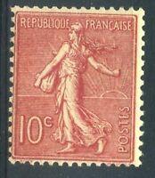 """FRANCE  N° 129  """"  SEMEUSE LIGNEE 10c ROSE 1903  """"   NEUF XX TTB"""