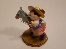 WEE FOREST FOLK SPECIAL COLOR PINK LAVENDER CLIPPITY  CLOP