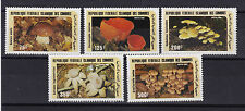 Mushrooms/Mushrooms Comoros N°435/39 New ** MNH