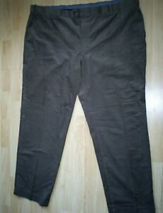 """Marks and Spencer Luxury tailored men's cord trousers Size W 48""""  leg 31"""""""