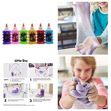 Elmer's Washable Glitter Glue 6 Oz 6 Pack Children's Non Toxic How To Make Slime