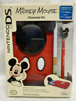 NEW IN BOX Nintendo DS / DS Lite Mickey Mouse Character Case Cover