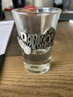 Donkey Konga shot glass promo item
