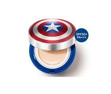 THE FACE SHOP Marvel Anti-Darkening Cushion 15g SPF50+ PA+++ N201 Apricot Beige