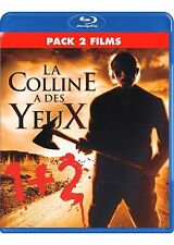 LA COLLINE A DES YEUX - 1 + 2 //  BLU-RAY neuf