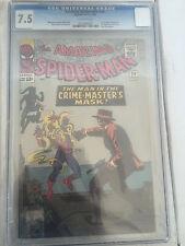 Amazing Spiderman #26 CGC 7.5 Stan Lee Steve Ditko Green Goblin free shipping