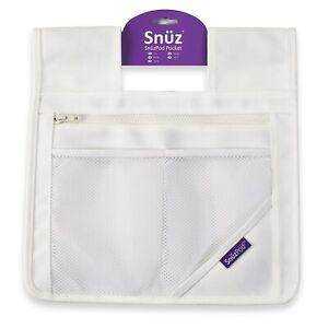 Snuzpod 3 Pocket - White