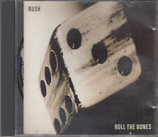 Rush : Roll The Bones 4 Track Single CD FASTPOST