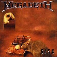 Megadeth - Risk [New CD] Bonus Tracks, Rmst