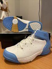 New Nike Air Jordan Carmelo 1.5 OG 2004 Denver Nuggets UNC Varsity Blue Sz 9