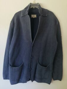 CAMEL ACTIVE Men's Knitted Button Cardigan Jacket XL