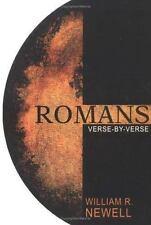 Romans: Verse-By-Verse (Paperback or Softback)