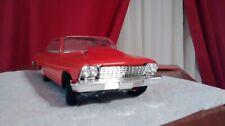 Amt/ Ertl 1962 Chevy Bel Air Hardtop Model Kit # 31926 1:25assembled