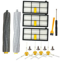 Vacuum Cleaner Accessories Kit For IRobot Roomba 980,990,900,896,886,870 Parts