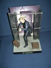 "Jack Bauer ""24"" Action Figure Diorama Open McFarlane 2007"