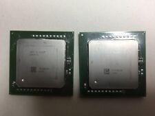 Coppia CPU Xeon 2800  1Mb 533 Perfettamente Uguali e Funzionanti